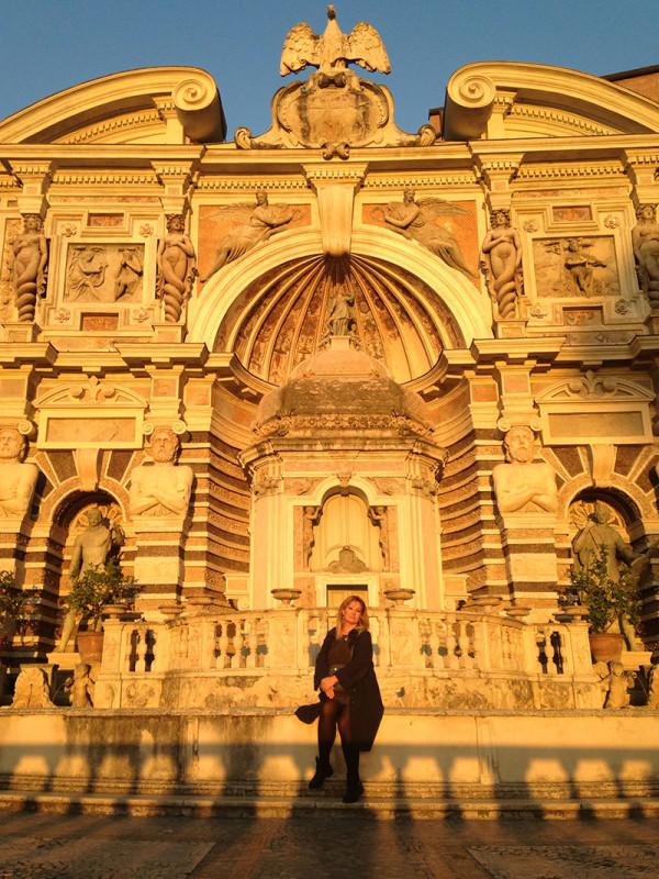 Гид по Риму Наталия Ведищева